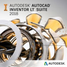 Autodesk AutoCAD Inventor LT Suite 2018 租賃版