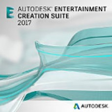 Autodesk Entertainment Creation Suite 2017 租賃版