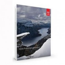 Adobe Photoshop Lightroom 6 中文商業盒裝版